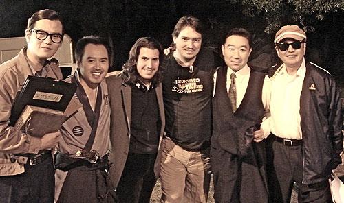 『硫黄島からの手紙』『HEROES』『ラストサムライ』に出演した俳優・尾崎英二郎 公認/ファン私設応援サイト
